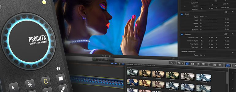 Professional - iOS Applications for Final Cut Pro X