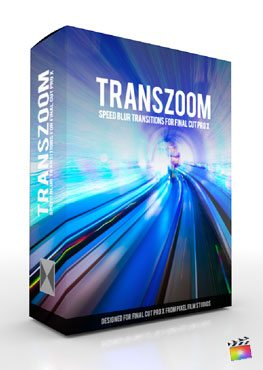 Final Cut Pro X Plugin TransZoom from Pixel Film Studios