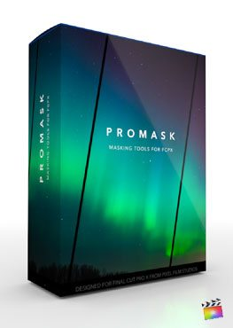 Final Cut Pro X Plugin ProMask from Pixel Film Studios
