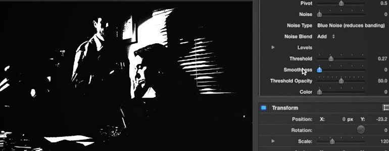 Professional - Film Noir Effects for Final Cut Pro X