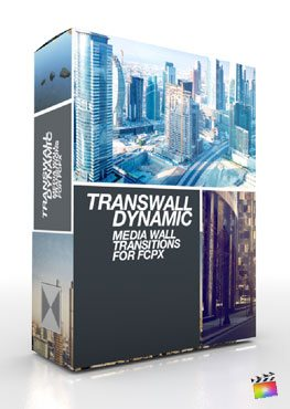 TransWall Dynamic - Media Wall Transitions For FCPX