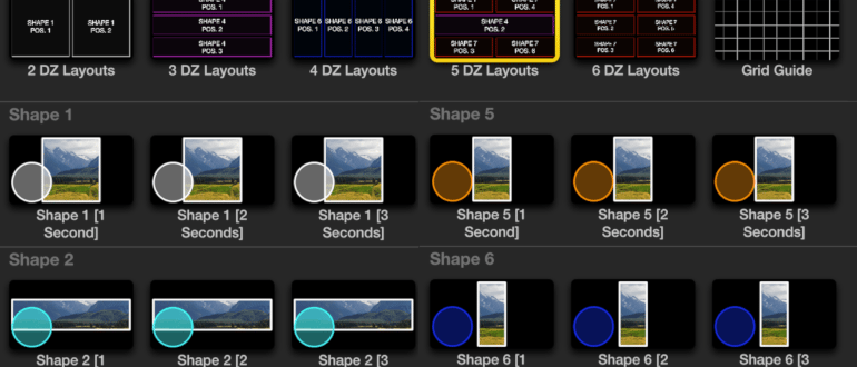 Media Collage Tool for FCPX