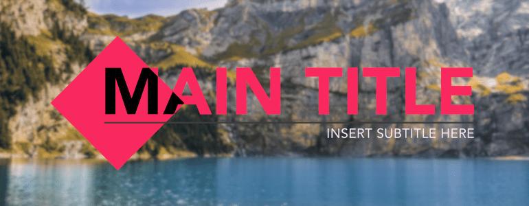 Final Cut Pro X Plugin ProIntro Shift from Pixel Film Studios