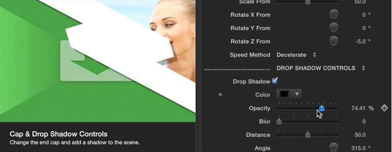 Wiping Transitions for FCPX