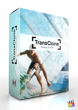 Final Cut Pro X Plugin TransClone From Pixel Film Studios