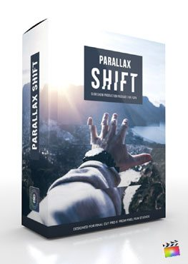 Final Cut Pro X Plugin ProParallax Shift from Pixel Film Studios