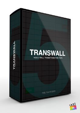 Final Cut Pro X Plugin TransWall Volume 5 from Pixel Film Studios