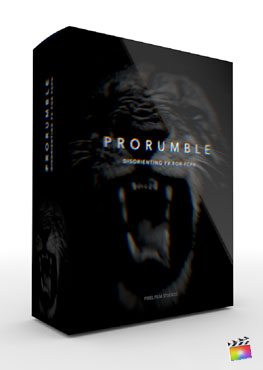 Final Cut Pro X Plugin ProRumble from Pixel Film Studios