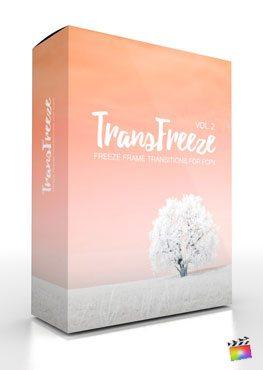 Final Cut Pro X Plugin TransFreeze Volume 2 from Pixel Film Studios