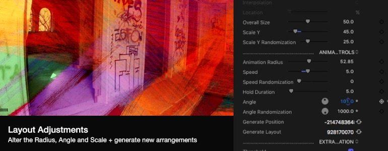 Final Cut Pro X plugin FCPX Overlay: Paint Strokes from Pixel Film Studios