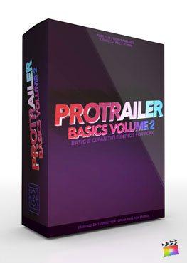 ProTrailer Basics Volume 2