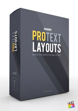ProText Layouts Shadows