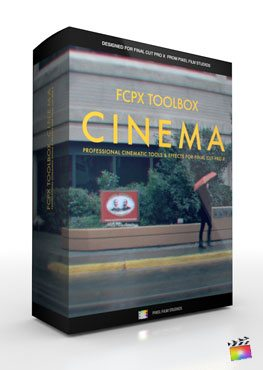FCPX Toolbox Cinema