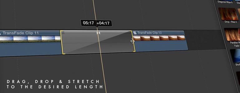 Final Cut Pro X Plugin TransFade