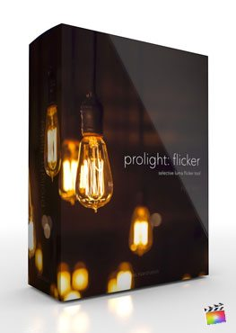 Final Cut Pro X Plugin ProLight Flicker from Pixel Film Studios