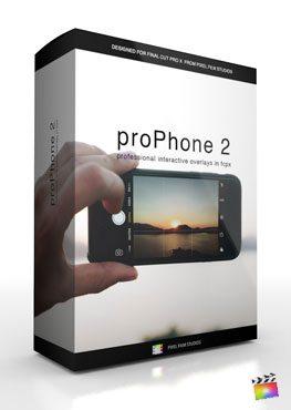 Final Cut Pro X Plugin ProPhone 2 from Pixel Film Studios
