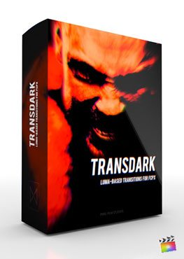 Final Cut Pro X Plugin TransDark from Pixel Film Studios