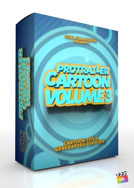 ProTrailer Cartoon Volume 3