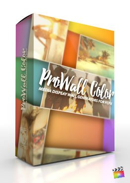 Final Cut Pro X Plugin ProWall Color from Pixel Film Studios