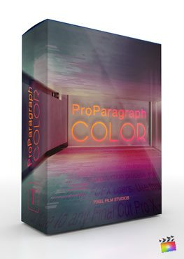 ProParagraph Color