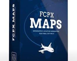 Final Cut Pro X Plugin FCPX Maps from Pixel Film Studios