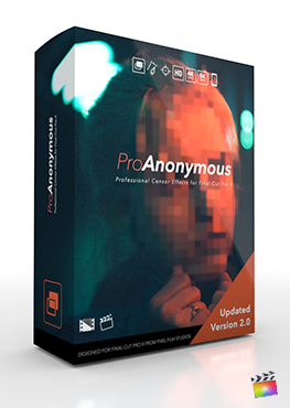 Final Cut Pro X Plugin ProAnonymous Pixel Film Studios