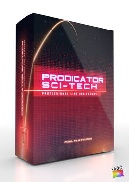 Final Cut Pro X Plugin ProDicator Sci-Tech from Pixel Film Studios