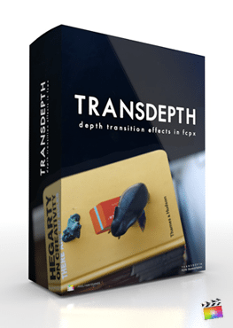 Final Cut Pro X Plugin TranDepth