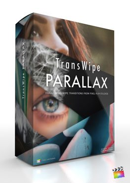 Final Cut Pro X Plugin TransWipe Parallax