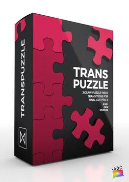 Final Cut Pro X Transition TransPuzzle from Pixel Film Studios
