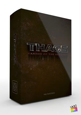 Final Cut Pro X plugin Thaos from Pixel Film Studios