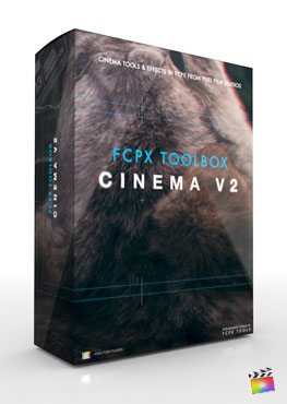 FCPX Toolbox Cinema Volume 2