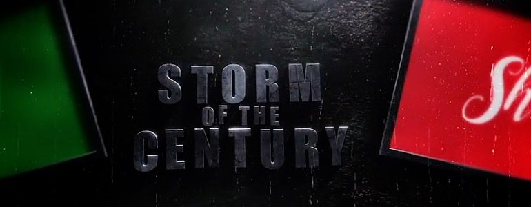Final Cut Pro X Theme Storm of the Century from Pixel Film Studios