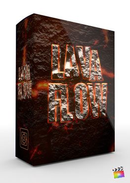 Final Cut Pro X Plugin Lava Flow from Pixel Film Studios