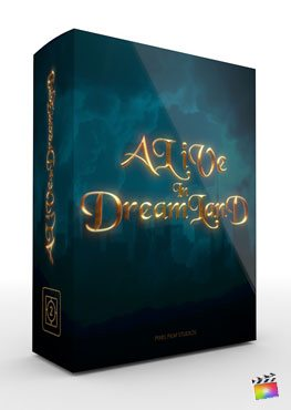Final Cut Pro X Plugin Alive In Dreamland from Pixel Film Studios