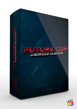Final Cut Pro X Theme Future Cop from Pixel Film Studios