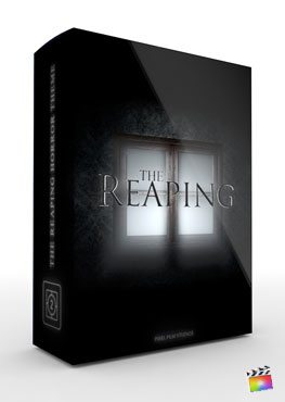 Final Cut Pro X Theme The Reaping from Pixel Film Studios
