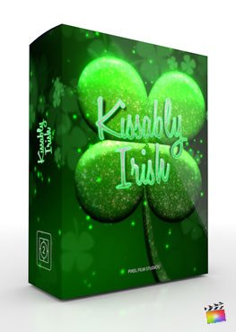 Kissably Irish from Pixel Film Studios
