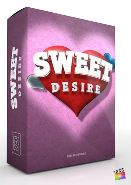 Final Cut Pro X Theme Love Charm Sweet Desire