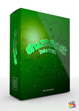 Final Cut Pro X Theme Shamrock Heaven from Pixel Film Studios