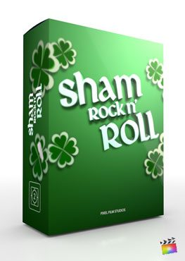 Final Cut Pro X Theme Shamrock N Roll from Pixel Film Studios