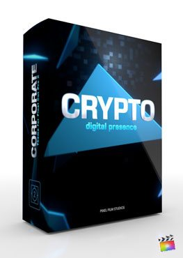 Final Cut Pro X Plugin Crypto from Pixel Film Studios