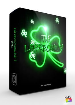 Final Cut Pro X Theme The Leprechaun from Pixel Film Studios