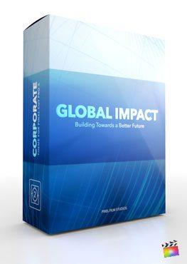 Final Cut Pro X Plugin Global Impact from Pixel Film Studios