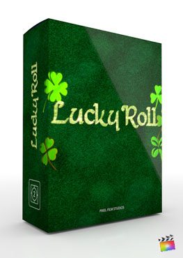 Final Cut Pro X Theme Lucky Roll from Pixel Film Studios