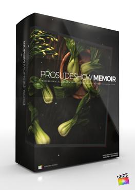 Final Cut Pro X Plugin ProSlideshow Memoir from Pixel Film Studios