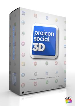 ProIcon Social 3D
