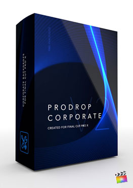 Final Cut Pro X Plugin ProDrop Simple Pixel Film Studios