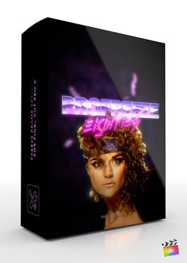 Final Cut Pro X Plugin ProFreeze 80s from Pixel Film Studios