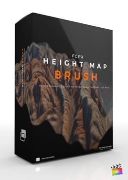FCPX Height Map Brush